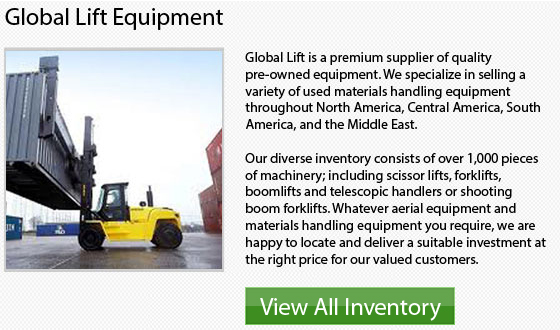 Clark Counterbalance Forklifts